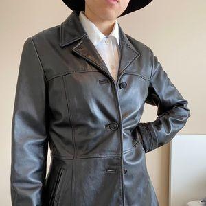 Vintage Leather Danier Jacket
